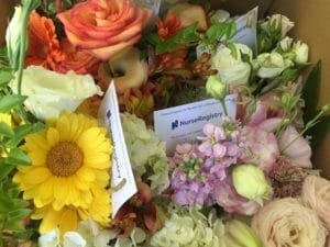 flower donations for avenidas