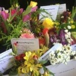 flower donations to los altos subacute and rehabilitation center