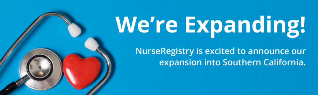 nurseregistry expanding to southern california
