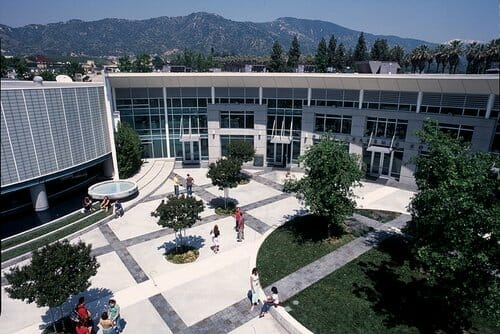 Azusa School of Nursing campus