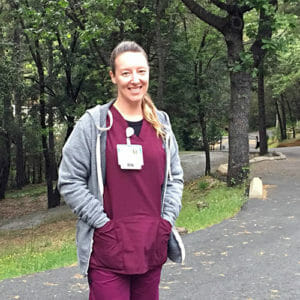Nurse Karla OC Global Hospital