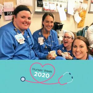 Nurse Trisha Northwestern Hospital Chicago Illinoise #CelebrateNurses Nomination