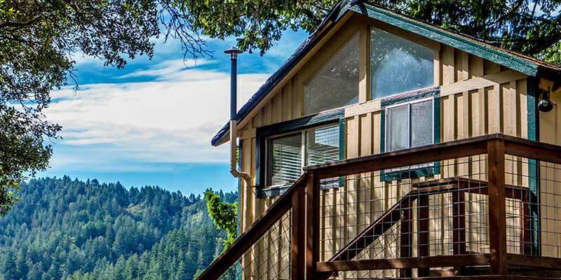 serenity knolls recovery center main cabin