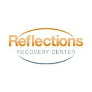 reflections recovery center logo
