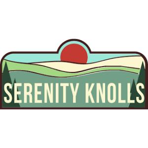 serenity knolls logo